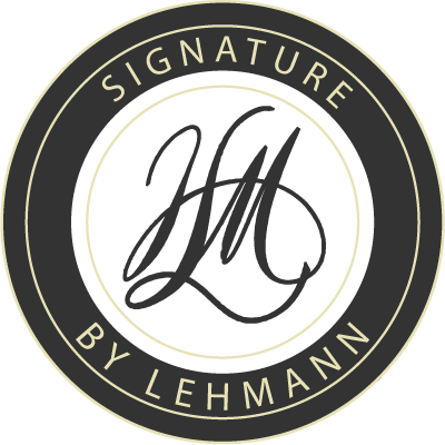 Logo signature by lehmann